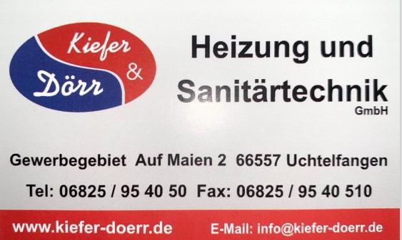 Kiefer & Dörr Heizung und Sanitärtechnik GmbH