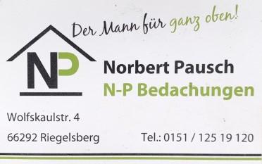 Norbert Pausch N-P Bedachungen